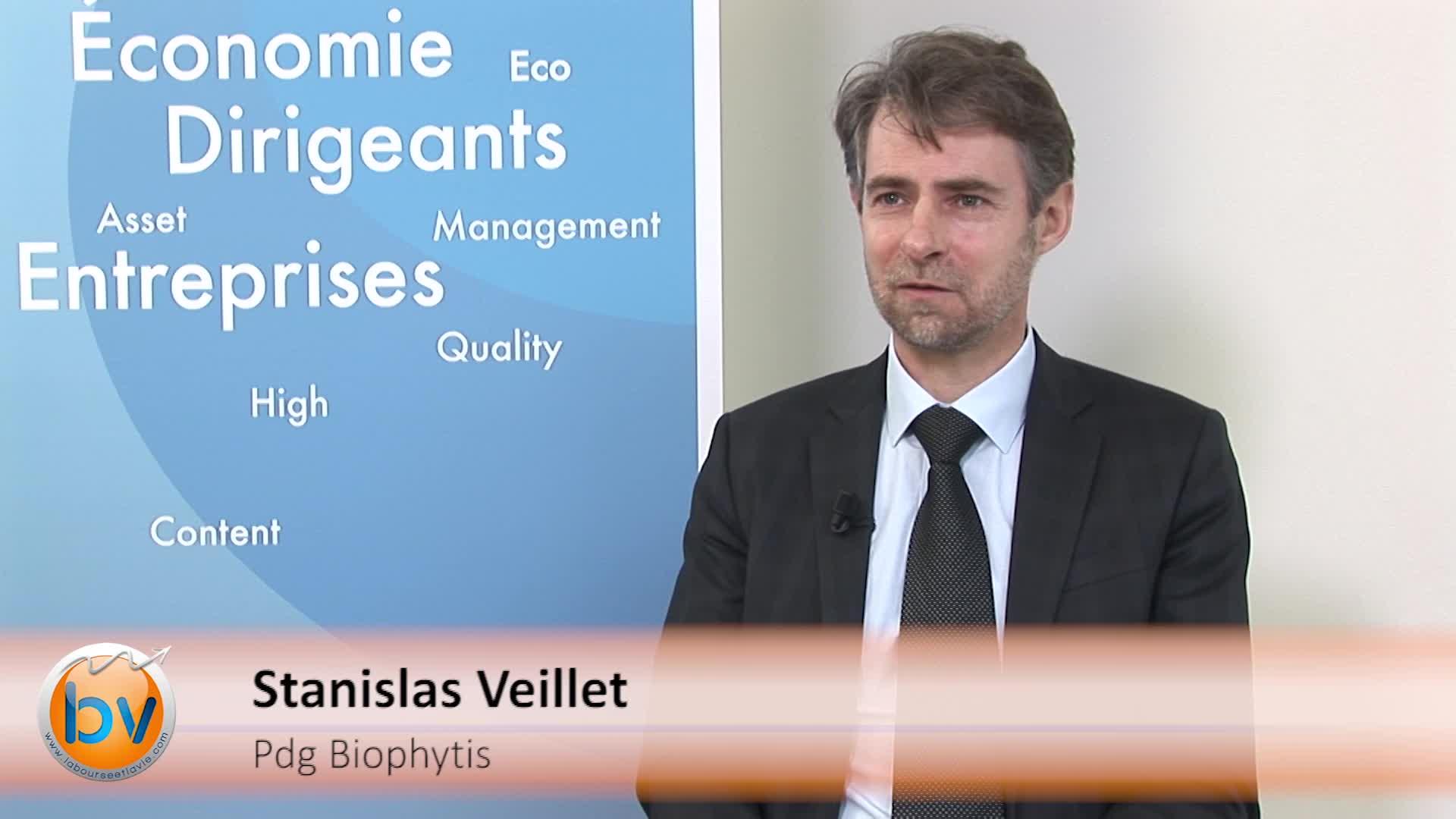 Stanislas Veillet Pdg Biophytis : «Nous allons bien lancer en 2016 nos deux études»