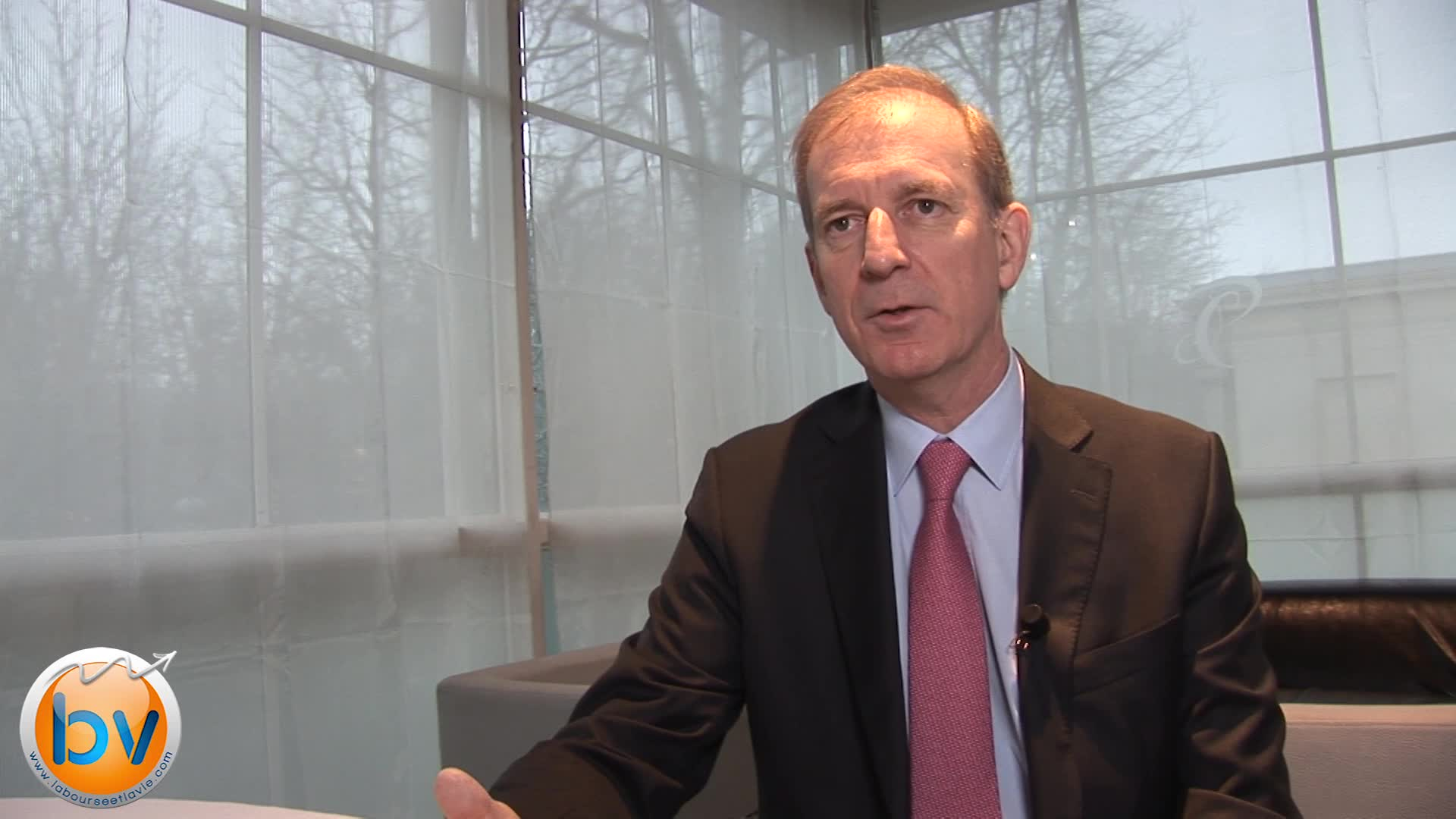 """Thibault de Tersant Directeur Général Adjoint Affaires financières Dassault Systèmes : """"Pour 2016, nous nous fixons la même croissance organique qu'en 2015"""""""