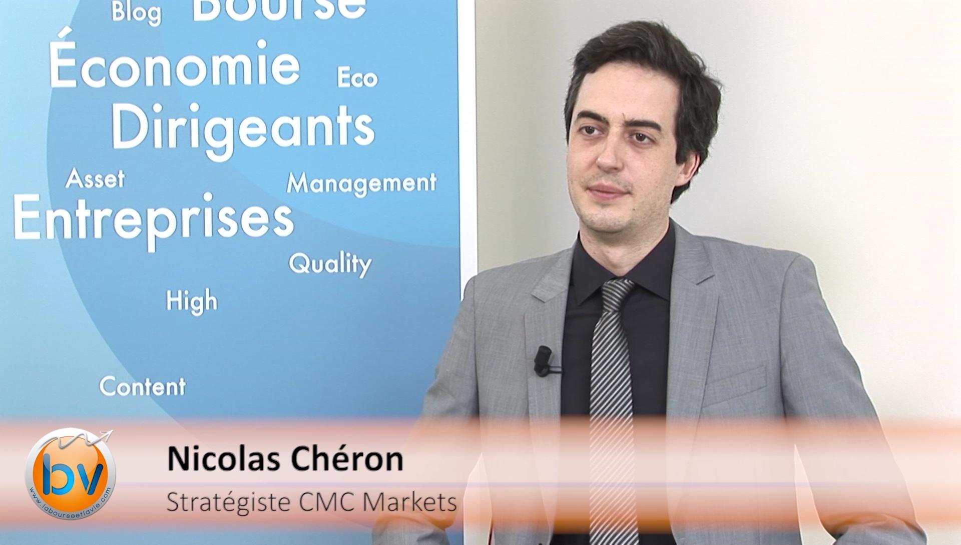 """Nicolas Chéron Stratégiste CMC Markets : """"Le particulier peut se donner le temps dans ces phases de marchés"""""""