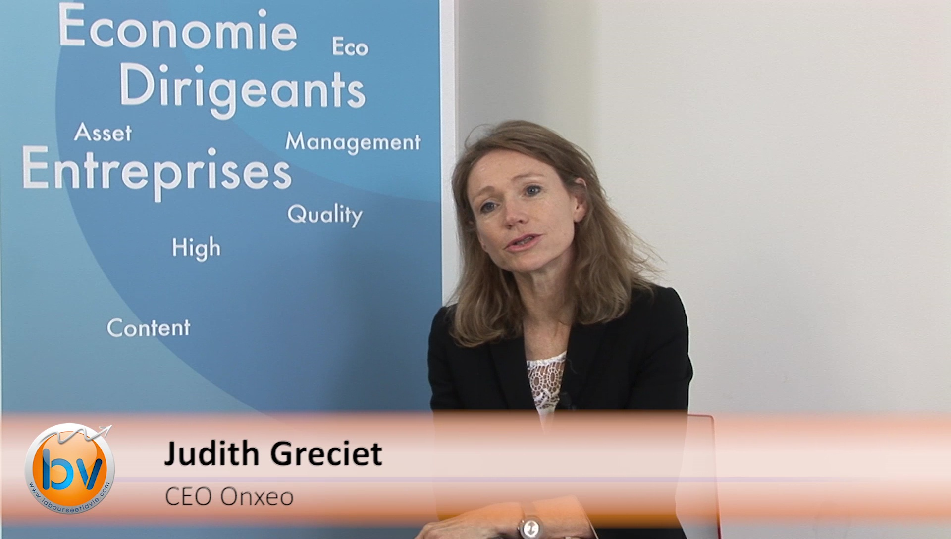 "Judith Greciet CEO Onxeo : ""It's really in our core strategy"""