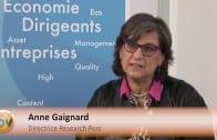 """Anne Gaignard Directrice Research Pool : """"De plus en plus d'analyses spécialisées et d'opportunités"""""""