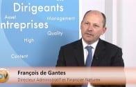 """François de Gantes Directeur Financier Naturex : """"Nous sommes toujours à l'écoute d'opportunités"""""""