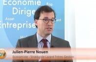 """Julien-Pierre Nouen Economiste et Stratégiste Lazard Frères Gestion : """"Très confiant sur les actions des sociétés de la zone euro"""""""