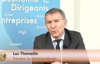 """Luc Themelin Président du Directoire Mersen : """"Des perspectives de croissance pour certains marchés"""""""