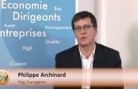 """Philippe Archinard Pdg Transgène : """"Les partenariats restent une priorité"""""""
