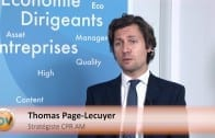"""Thomas Page – Lecuyer Stratégiste CPR AM : """"Réallouer sur les marchés actions a du sens"""""""