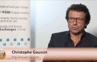 """Christophe Gaussin Pdg Groupe Gaussin : """"L'enjeu est de pouvoir livrer le carnet de commandes"""""""
