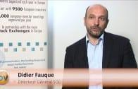 """Didier Fauque Directeur Général SQLI : """"La demande est forte pour nos offres dans le digital"""""""