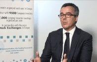 """Franck Grimaud Directeur Général Valneva : """"On veut arriver à l'équilibre cette année"""""""