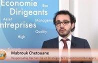 Mabrouk Chetouane Responsable de la Recherche et Stratégie BFT IM : «Aux Etats-Unis, un resserrement monétaire de nature très mesuré»