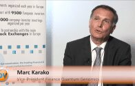 """Marc Karako Vice-Président Finance Quantum Genomics : """"Conserver l'avance que nous avons"""""""