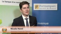 """Nicolo Horel Directeur Financier Dalenys : """"On va continuer à investir"""" : Dalenys ex Rentabiliweb, devenue 100% Fintech"""