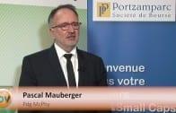 Pascal Mauberger Pdg McPhy : «Nous avons une forte accélération»