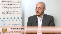 """Pierre Césarini Pdg Avanquest : """"La société a été complètement réinventée"""" : Stratégie et perspectives du spécialiste de la création digitale personnalisée et des objets connectés"""