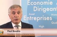 """Paul Boudre Président Directeur Général Soitec : """"Il est important que les actionnaires viennent supporter la stratégie de Soitec"""""""
