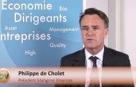 """Philippe de Cholet Président Matignon Finances : """"Il faut adapter sa stratégie d'investissement"""""""