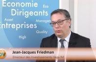 Jean-Jacques Friedman Directeur des Investissements Vega IM : «Pas simplement se laisser porter, mais être dans le choix de valeurs»