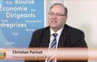 """Christian Parisot Chef économiste Aurel BGC : """"Les marchés vont devenir plus sensibles aux évènements politiques"""""""