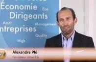 """Alexandre Plé Fondateur de Umanlife : """"Nous avons intégré une dimension éthique par rapport au traitement des données"""""""