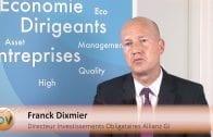 """Franck Dixmier Directeur Investissements Obligataires Allianz GI : """"les marchés ne croient pas aux hausses de taux pourtant elles vont arriver"""""""