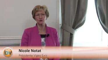"""Nicole Notat Présidente Vigeo Eiris : """"La France tire son épingle du jeu sur l'ISR"""" : La place de l'investissement ISR et les perspectives des """"greens bonds"""""""