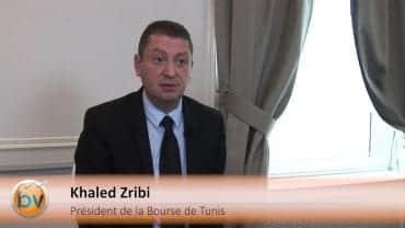 """Khaled Zribi Président de la Bourse de Tunis : """"D'énormes potentialités pour le marché de capitaux tunisien"""" : Paris Europlace 2016 : Perspectives du marché financier tunisien"""