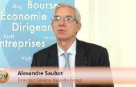 """Alexandre Saubot Directeur Général Haulotte Group : """"Une année 2016 en croissance"""""""