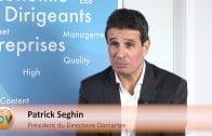 Patrick Seghin Président du Directoire Damartex : «L'équilibre dans un groupe qui a un portefeuille de marques est très important»