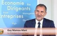"""Guy Mamou-Mani Co-Président Groupe Open : """"Il va falloir trouver des acquisitions plus grosses"""""""