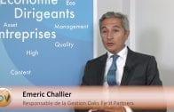 Emeric Challier Responsable de la Gestion Oak Field Partners : «Il faut rester prudent»