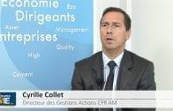 """Cyrille Collet Directeur des gestions Actions CPR AM : """"Le sujet c'est moins de banques centrales sur les marchés financiers et plus sur l'économie réelle"""""""