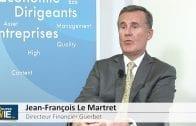 """Jean-François Le Martret Directeur Financier Guerbet : """"On est de plus en plus fort en dehors d'Europe"""""""