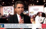 """Amaury de Bourmont Directeur de Commerce France Citroën : """"L'accent est mis sur le confort du véhicule"""""""