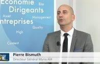 """Pierre Bismuth Directeur Général Myria AM : """"Nous sommes globalement très diversifié sur les actions"""""""