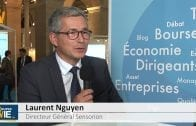 """Laurent Nguyen Directeur Général Sensorion : """"Nous sommes à la pointe des sociétés qui vont pouvoir faire bouger les lignes dans ce secteur"""""""