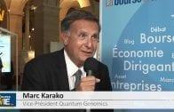 """Marc Karako Vice-Président Finances Quantum Genomics : """"Nous cherchons à avoir un partenariat"""""""