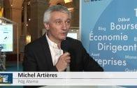 """Michel Artières Pdg Ateme : """"Nous devrions être profitable l'année prochaine"""""""