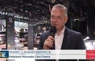 """Marc Langenbrinck Président Mercedes Benz Cars : """"Le premium se développe bien"""""""