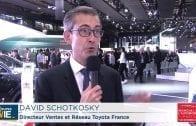 """David Schotkosky Directeur Ventes et Réseau Toyota France: """"L'année 2016 sera bonne, 2017 également"""""""