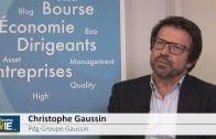 """Christophe Gaussin Pdg Groupe Gaussin : """"Je ne suis pas dans la recherche d'une augmentation de capital"""""""