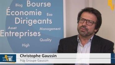 """Christophe Gaussin Pdg Groupe Gaussin : """"Je ne suis pas dans la recherche d'une augmentation de capital"""" : Retour sur l'actualité de la société et ses perspectives"""
