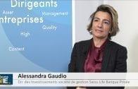 """Alessandra Gaudio Directeur des Investissements société de gestion Swiss Life Banque Privée : """"Dans ces moments d'incertitudes, il faut être sage"""""""