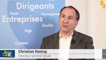 """Christian Homsy Directeur Général Celyad : """"Il faut se focaliser sur les fondamentaux"""" : La société de biotechnologies vient de publier les données de l'essai de Phase I CAR-T NKR-2"""