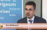 "Eric Matteucci Chairman of The Management Board SII : ""We remain confident in the improved results of the group"""