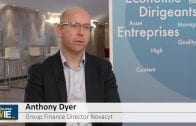 Anthony Dyer Group Finance Director Novacyt « We're looking very positive on the coming year »
