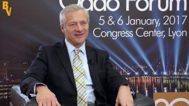 """Emmanuel Viellard Directeur Général Lisi : """"Pas de baisse des investissements en 2017"""" : Rencontres avec les dirigeants au Oddo Forum de Lyon du 5 et 6 janvier 2017"""