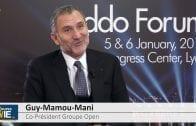 """Guy Mamou-Mani Co-Président Groupe Open : """"Nous sommes sous-évalués par la Bourse"""""""