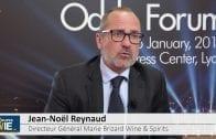 """Jean-Noël Reynaud Directeur Général Marie Brizard Wine & Spirits : """"Priorité à la croissance de nos marques"""""""