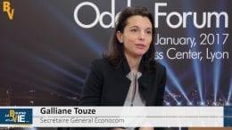 """Galliane Touze Secrétaire Général Econocom : """"Le développement de notre modèle dans nos pays stratégiques"""" : Rencontres avec les dirigeants au Oddo Forum de Lyon du 5 et 6 janvier 2017"""