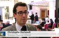 """Christophe Durivault Directeur Financier I.CERAM : """"Nous devons obtenir le marquage CE et chercher des partenaires pour distribuer nos produits"""""""